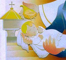 Immagine battesimo