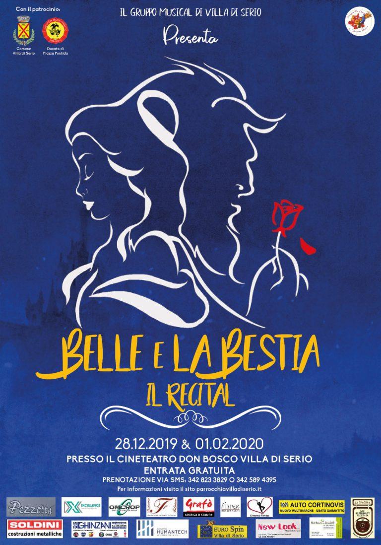 Belle e la Bestia - Il Recital 2019 Musical