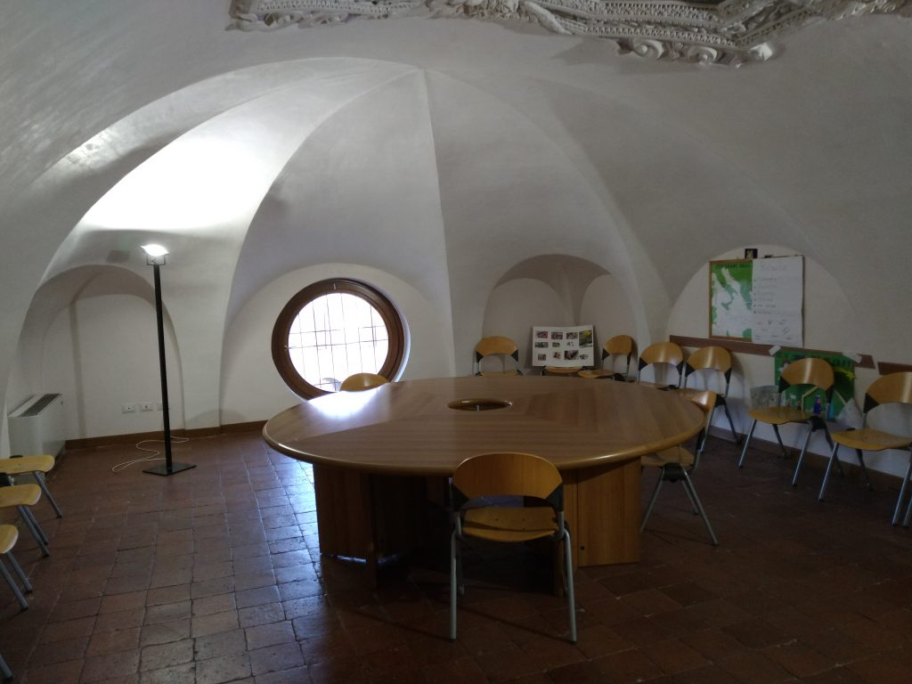 Sala Santo Stefano