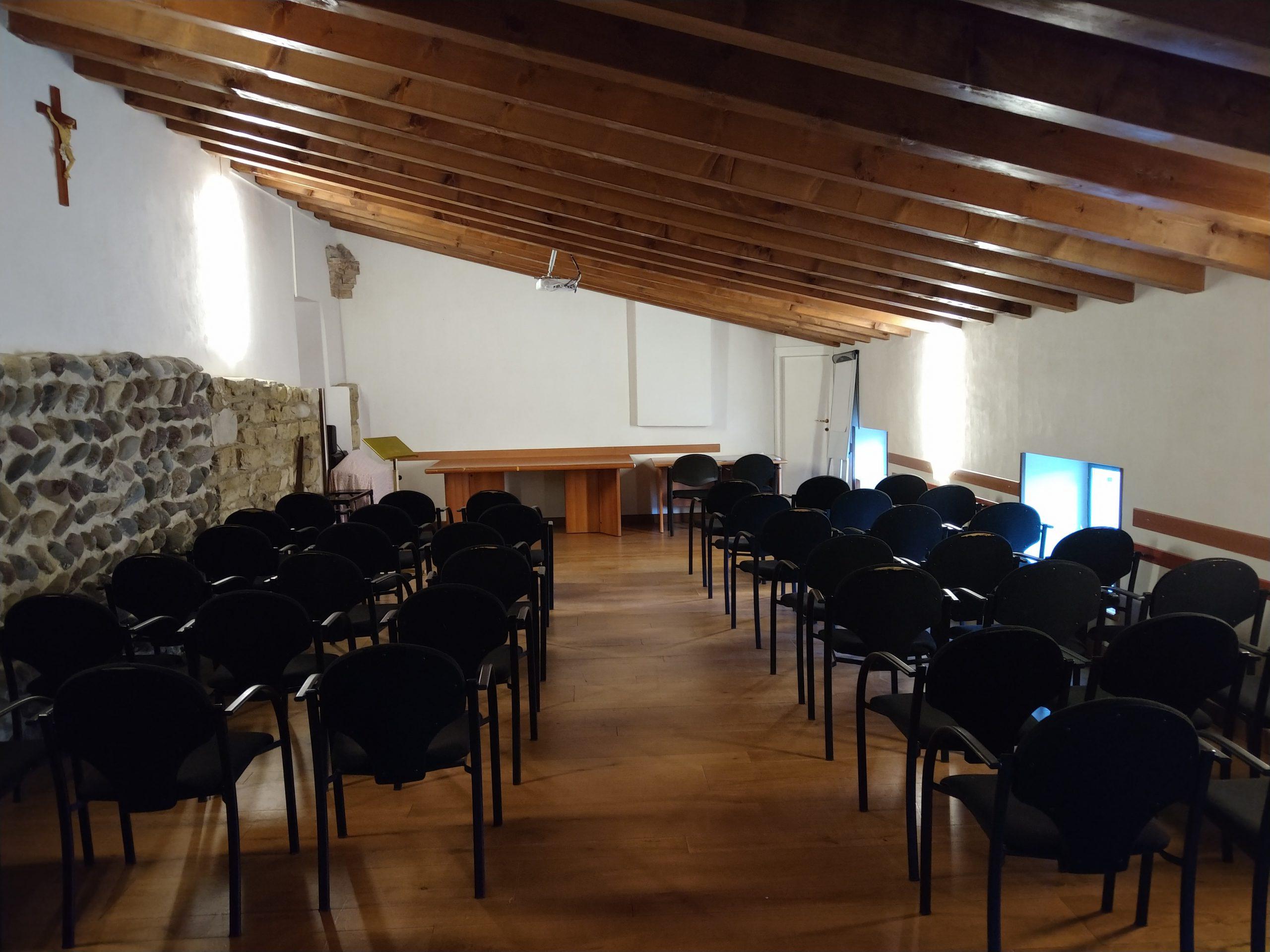 Sala San Giovanni XXIII - Casa della Comunità
