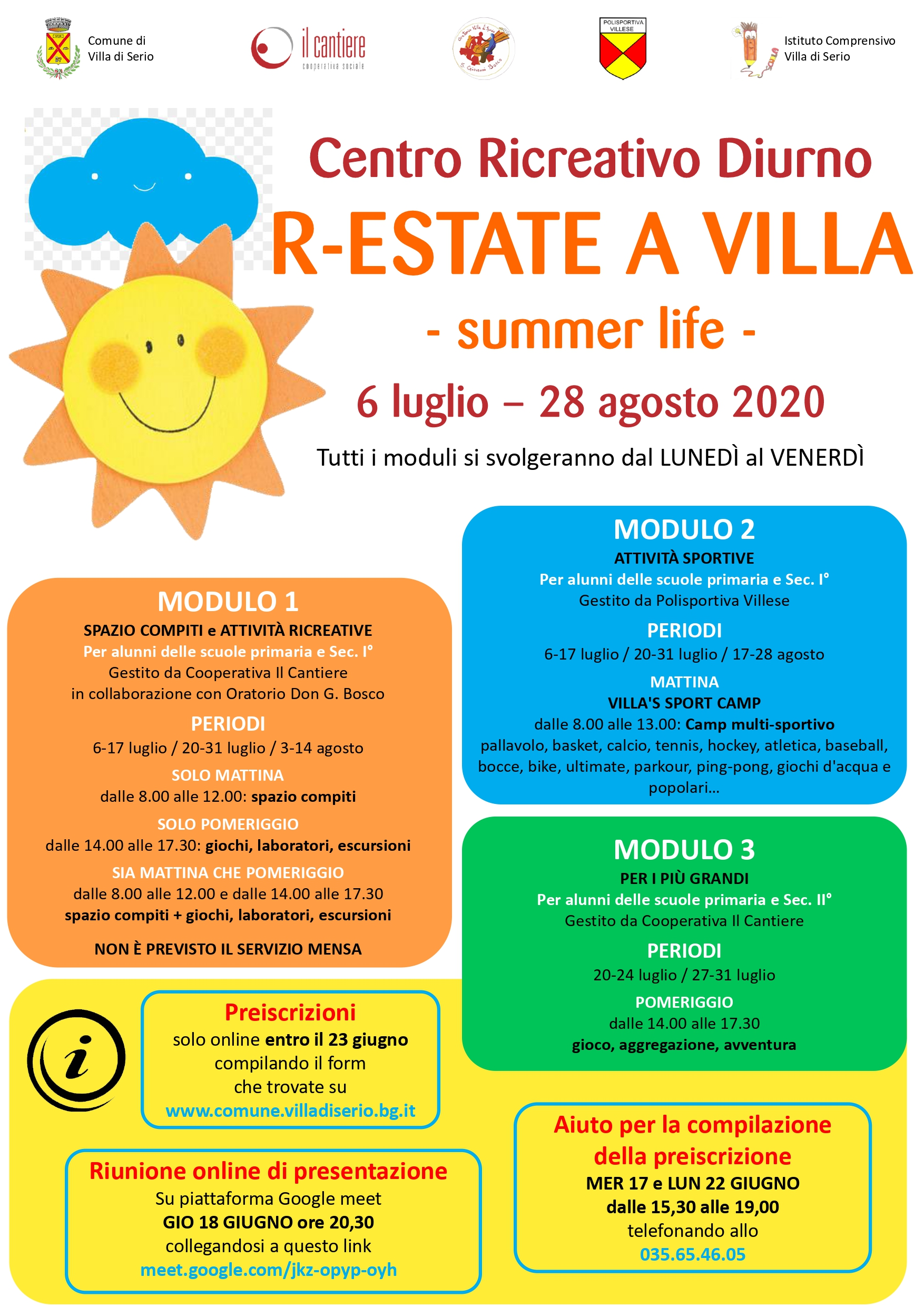 R-Estate A Villa! – SummerLife 2020