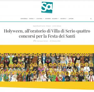 [INTERVISTA]: HolyWeen 2020, all'oratorio di Villa di Serio