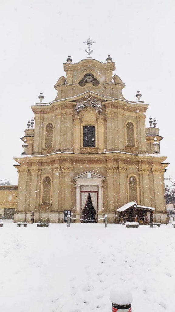 parrocchia neve 2020