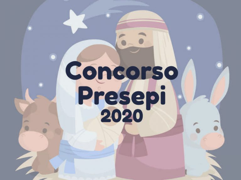 preview Concorso Presepi 2020